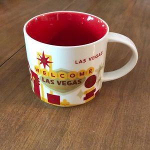 Starbucks You Are Here Collection Mug - Las Vegas